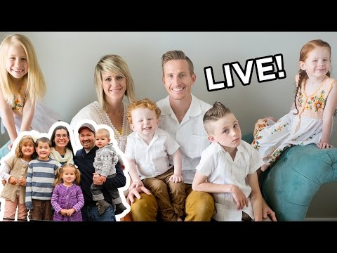 LIVE: Giving Attention to Older Kids with Little Kids Around [feat. April & Davey]