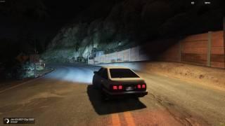 GTA V Drift Mod Test