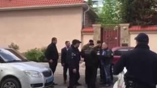 Затримання чеченського бандита