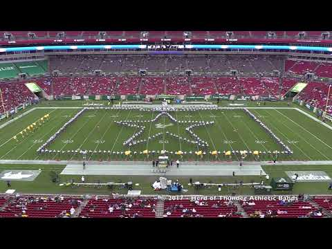 """Power and Glory"" Halftime Show"