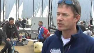 Stephen Park Previews Sail for Gold