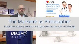 Die Marketer als Philosoph: 3 Wege, um Exzellenz zu erreichen in sich selbst und in Ihre marketing -