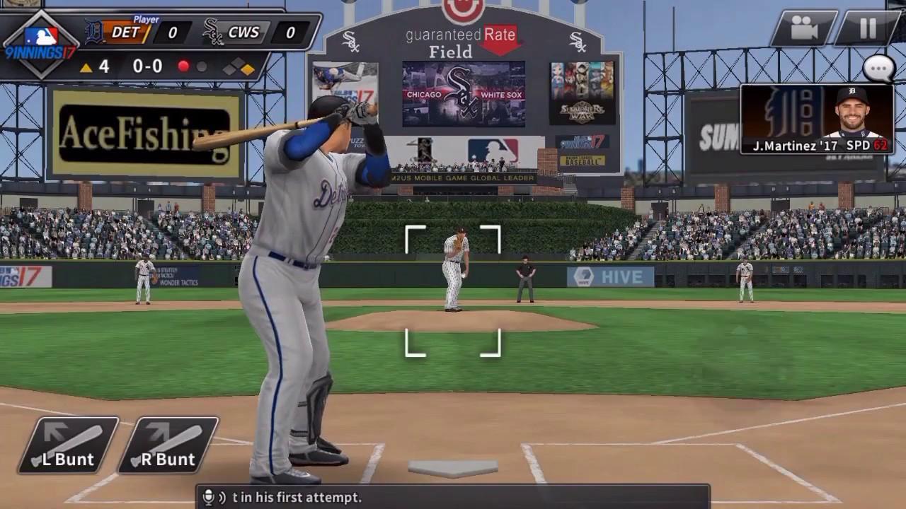 Baseball 9 sport game for iPhone & iPad 2018