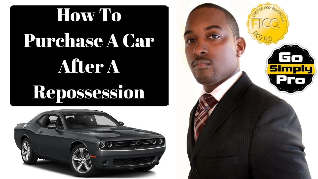 Loan To Stop Car Repossession
