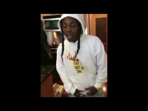Lil Wayne singing New Edition song? (MUST WATCH)