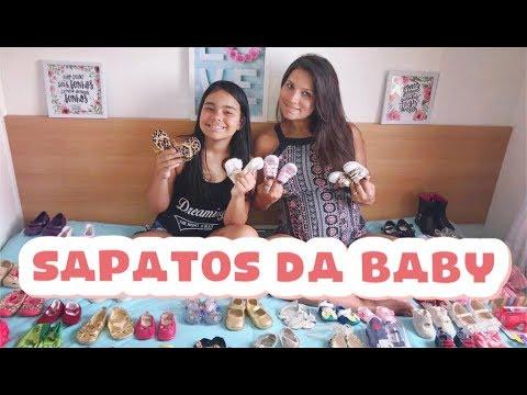 Julia Calabria ★ Coleção de sapatos da baby Bruna #113