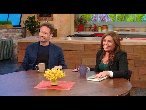 David Duchovny's Advice for Landing a Second Date