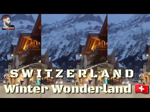 Switzerland Winter Wonderland