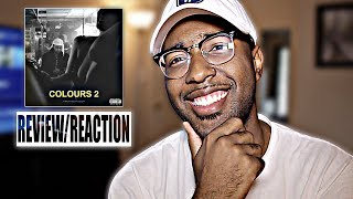 PartyNextDoor - Colours 2 (Review / Reaction)