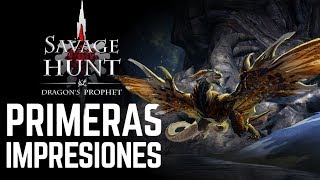 Savage Hunt – Dragon's Prophet MMORPG - Primeras impresiones - Gameplay en Español