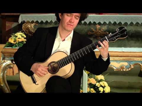 Cecilio Perera plays Vivaldi Sonata RV 82