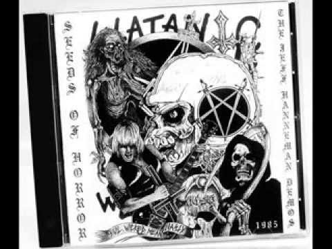 Jeff Hanneman - Angel of Death (Demo version)
