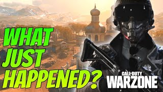 I SPECTATED THE STEALTHIEST WARZONE PLAYER IN THE WORLD AND HE WAS BRILLIANT (Cold War Warzone)