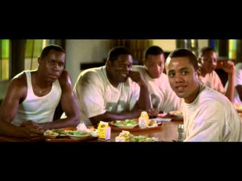 Lunch scene from Remember the Titans