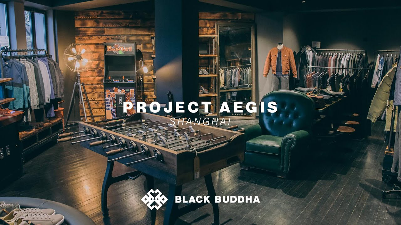 Project Aegis Black Buddha Shanghai Youtube