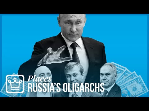 How PUTIN Created Russia's OLIGARCHS
