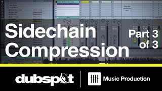Ableton Live Tutorial: Sidechain Compression Pt 3/3 Filter & Gate