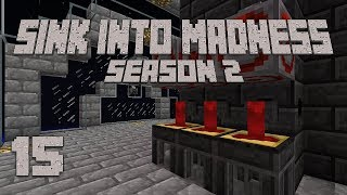 ► SATURDAY SPECIAL! | Sink Into Madness S2E15 | Modded Minecraft◄ | iJevin