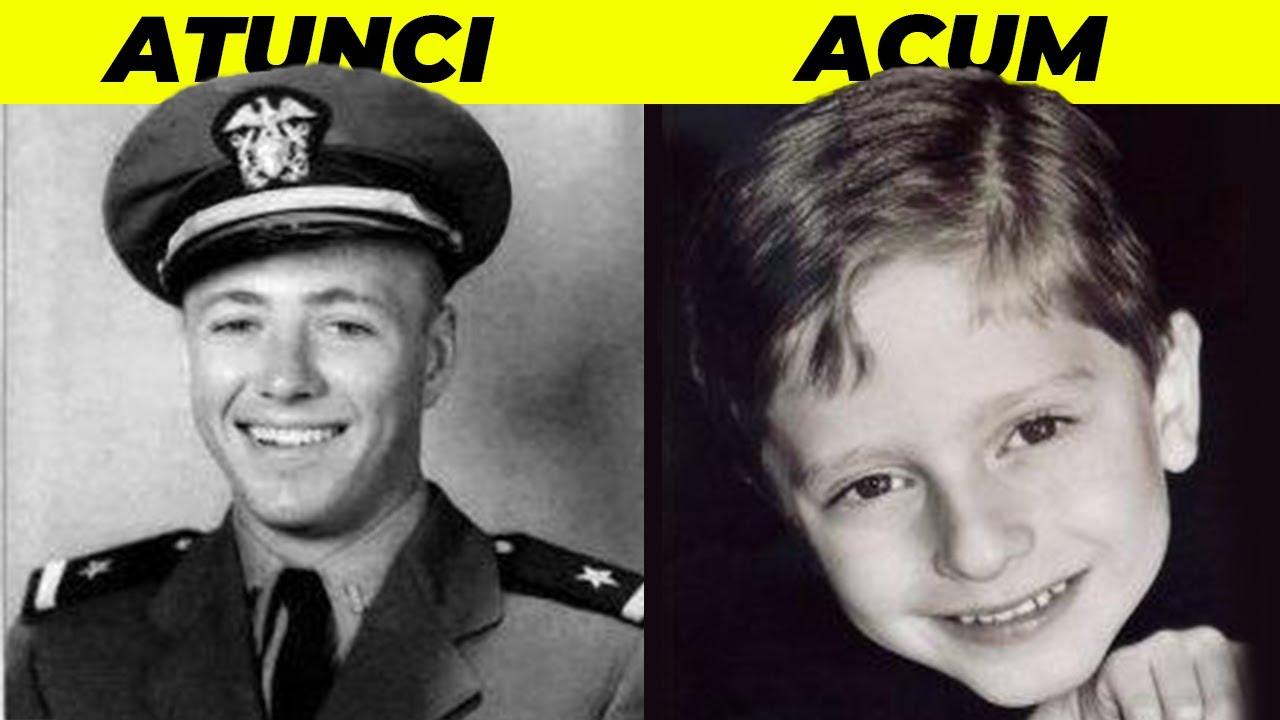 Băiețelul a demonstrat că a fost pilot 80 de ani in urma.Nimeni nu credea,dar dupa s-au convins TOȚI