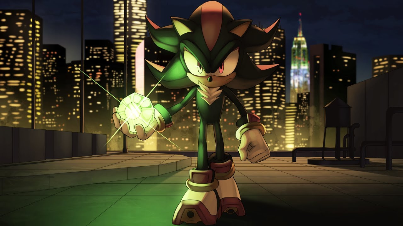 The New Shadow The Hedgehog Game We Ve Been Waiting For New Sonic