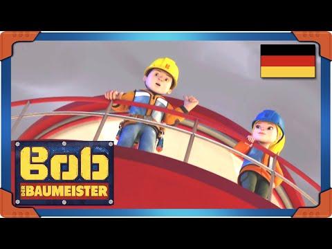Bob der Baumeister Deutsch Ganze Folgen   Gestrandet! ⭐ 1h Marathon   Neue Season 19 ⭐ Kinderfilme