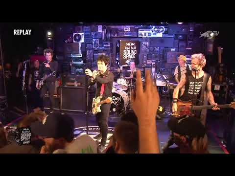 Green day -  She & J.A.R.  Live Red Bull Sound Space KROQ 2016