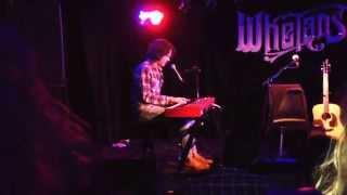 Bernard Fanning - Watch over me - live at Whelans, Dublin, Ireland. 27/04/15