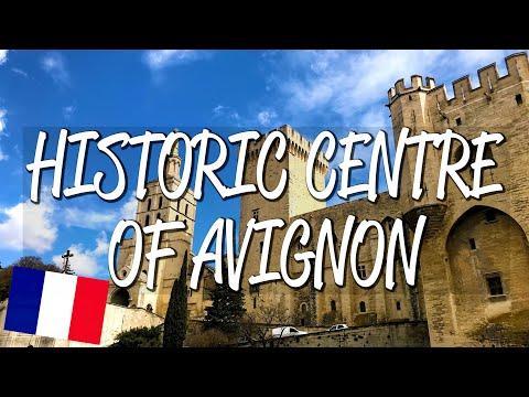 Historic Centre of Avignon - UNESCO World Heritage Site