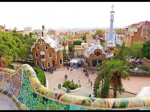 Dicas de lugares para visitar em barcelona espanha youtube for Sitios donde casarse en barcelona
