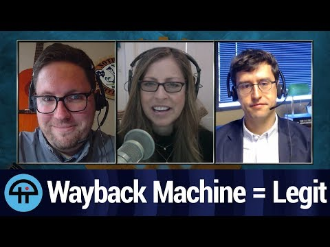Judges Decide Wayback Machine is Legal Evidence