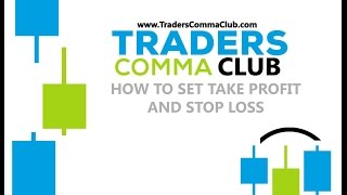 How to Set your Take Profit & Stop Loss (MT4) Forex Trading