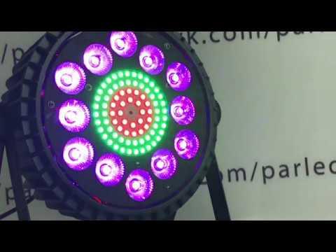 Led Par 12*10 RGBW + 80 RGB Parled.ru