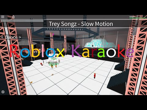 Roblox Karaoke