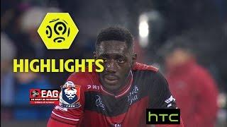 Video Gol Pertandingan Guingamp vs Caen