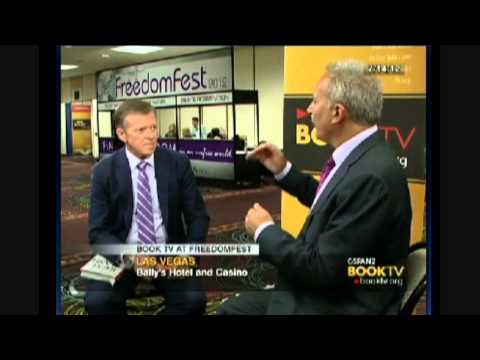"Peter Schiff Interview on His Latest Book ""The Real Crash"""