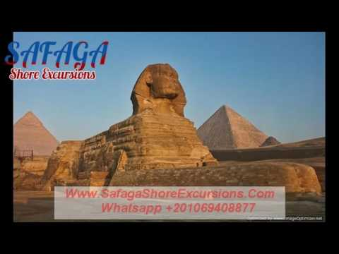 Pyramids Tour From Port Said || Safaga Shore Excursions