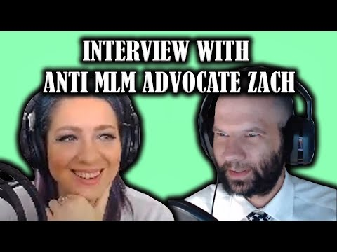 Anti MLM Interview with Zach. An accountant gives us the answers to what MLM reps say about taxes.