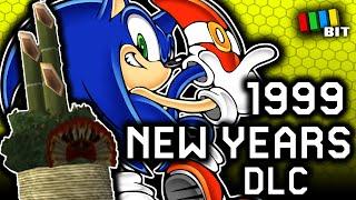 "Sonic Adventure 1999 New Years ""Kadomatsu"" DLC   Mini Lost Bits [TetraBitGaming]"