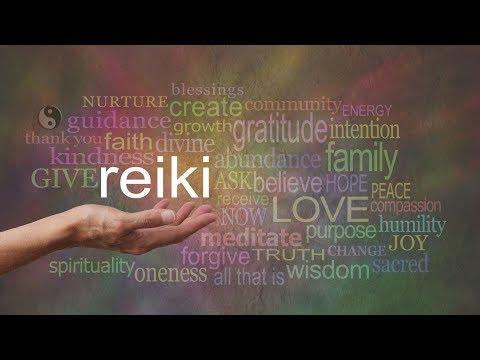 Reiki Music: SELF HEALING, Emotional & Physical Healing, Body Detox, Healing Meditation