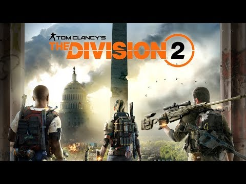 Ballroom | Tom Clancy's The Division 2 (OST) | Ola Strandh