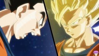 Ultimate Gohan vs Goku Full Power - Dragon Ball Super Episode 90 Anime Review