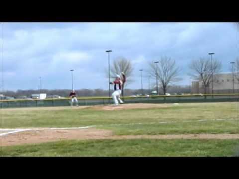 Preston Miracle 2013 Sr. Morris Community High School Baseball