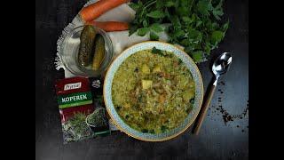 Co na obiad: Zupa Ogórkowa