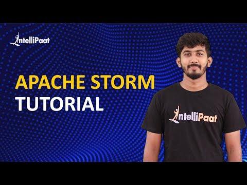 Storm Training | Apache Storm Tutorial | Intellipaat