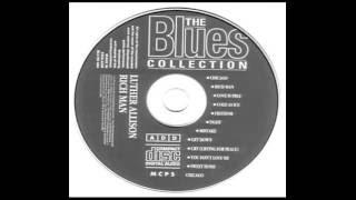 Luther Allison - Rich Man (Full Album)
