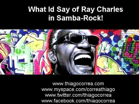 Ray Charles in Samba-Rock!