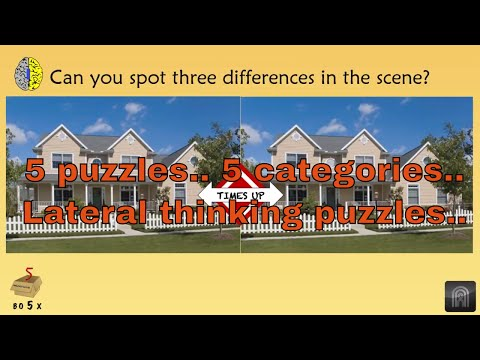 5 Puzzles to entertain your mind and activate your right brain | Part 6