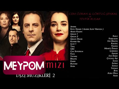 Cem Özkan - Gergin 1 (Official Audio)