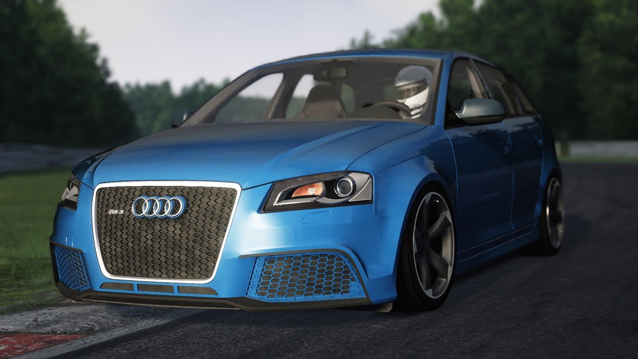Rs3 Download Assetto Corsa Audi Rs3 Sportback Download By Nuno Batalha