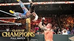 FULL MATCH - Kofi Kingston vs Randy Orton WWE Title Match WWE Clash of Champions 2019